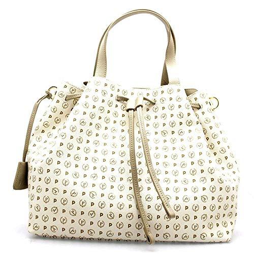 Pollini Tasche Damen Elfenbein - TE8424PP05Q1110A