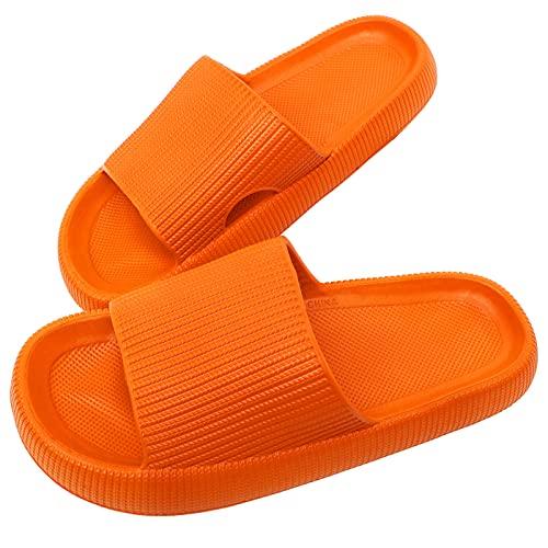 Zwirelz Unisex Ciabatte Sandali Pantofole Sandali da Doccia Pantofole Antiscivolo Donna Uomo Spiaggia Piscina Slide Pantofole da casa pantofole casual con piattaforma aperta ad asciugatura rapida