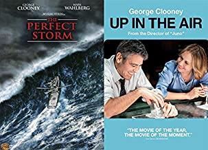 The Clooney Dramedy Pack: The Perfect Storm + Up In The Air DVD 2 Pack
