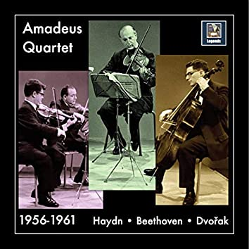 Amadeus Quartet 1956-1961: Haydn, Beethoven & Dvořák (Remastered 2018)