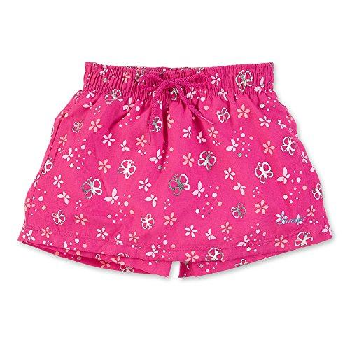 Sterntaler Kinder Mädchen Schwimm-Hosenrock, UV-Schutz 50+, Alter: 3-4 Jahre, Größe: 98/104, Pink