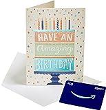 Carlton Cards Carte cadeau de 50 $ avec carte de vœux