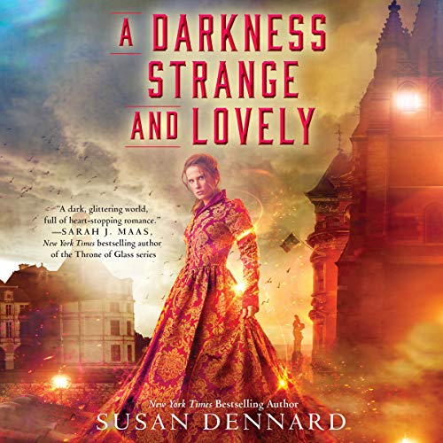A Darkness Strange and Lovely  By  cover art
