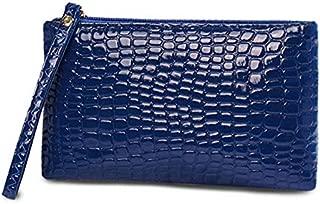 Docooler New Fashion Women Long Wallets Skin Wristband Clutch Purse Lady Phone Card Cash Holders