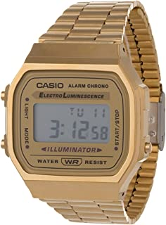 Casio Collection Unisex Adults Watch A168WG