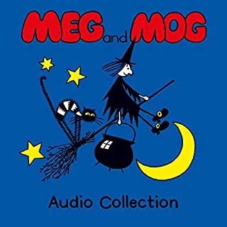 Couverture de Meg and Mog Audio Collection