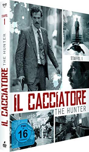 Il Cacciatore: The Hunter - Staffel 1 - [DVD]