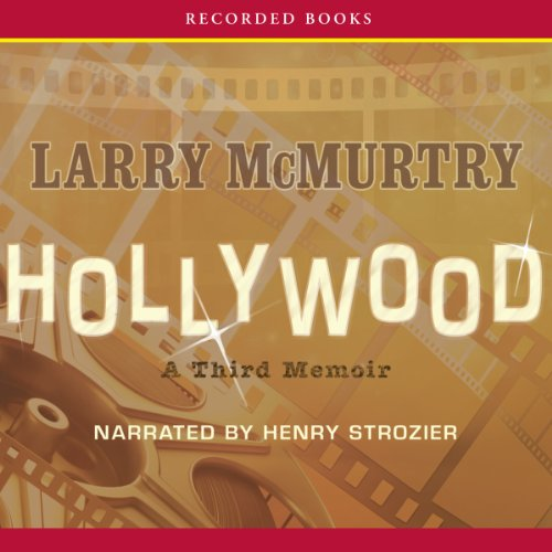 Hollywood: A Third Memoir audiobook cover art