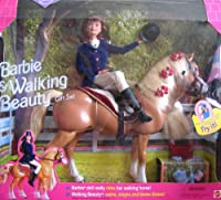 Barbie & Walking Beauty Gift Set