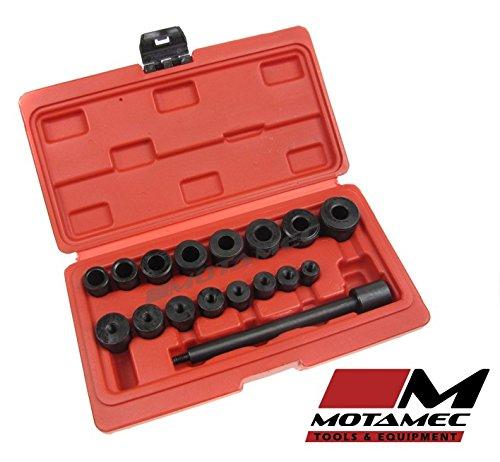 MOTAMEC Tools Universal Kupplungsplatte Ausrichtung/Zentrierwerkzeug Set, 17-teilig
