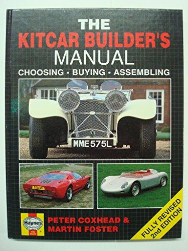 The Kitcar Builder's Manual: Choosing, Buying, Assembling