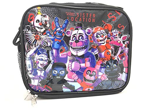 Five Nights at Freddys Sister Location Lunch Bag/Box
