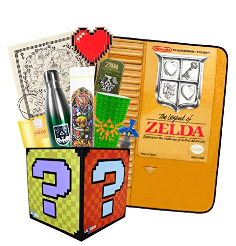 toynk The Legend of Zelda LookSee Collector's Box   Official Series 2 Collectibles