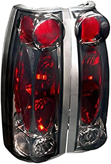 Spec-D Tuning LT-C1088G-TM Chevy/Gmc C10 Pick Up Smoked Lens Altezza Tail Lights