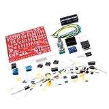 LEDディスプレイ 調整可能 電源DIYキット 0-30V 2mA-3A