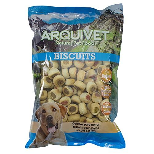 Arquivet Biscuits Biscuits - Biscotti per cani, mix misto, 1 kg