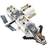 XDLH Serie De La Ciudad Estación Espacial Lunar Bloques De Construcción Regalos De Juguete Moda De 6 Años