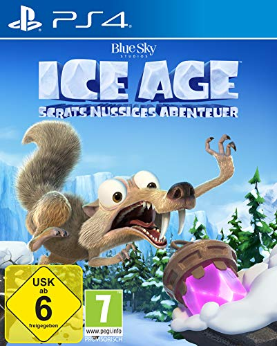 Ice Age: Scrats Nussiges Abenteuer - [PlayStation 4]
