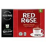 Red Rose Orange Pekoe Tea Keurig K-Cup Pods...