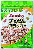 東洋ナッツ 東洋ナッツ TON'S スナッキ- グリーンミックスナッツ 1セット(2袋)