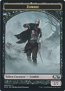Best mtg zombie wizard token Reviews