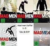 Mad Men Staffel 1-5 (21 DVDs)
