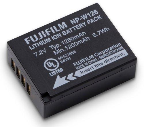 Fujifilm NP-W126 Li-Ionen Akku für X-Pro1, X-E1 und HS30