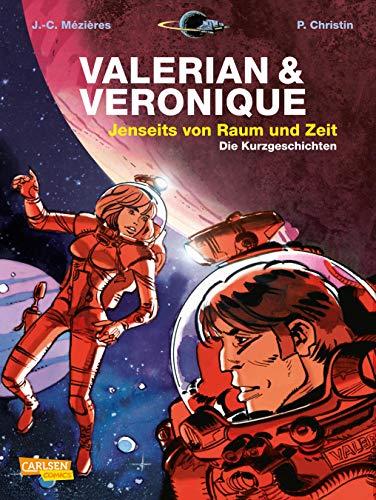 Valerian und Veronique Gesamtausgabe 8: Jenseits von Raum und Zeit - Die Kurzgeschichten (8)