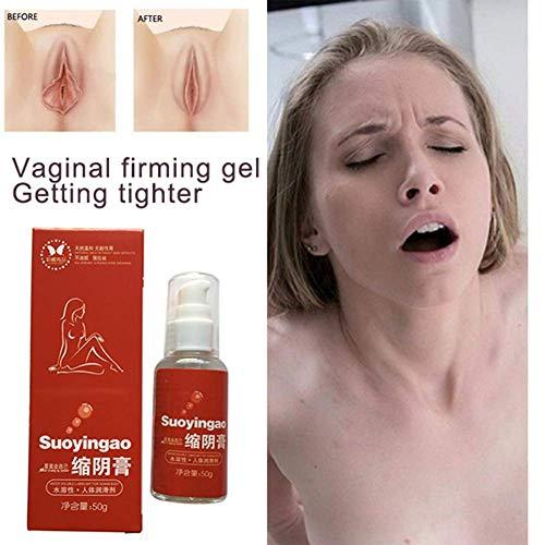 4pcs Natural Virginal Cream 50g, Natural Tightening Cream, Female Vaginal Spray