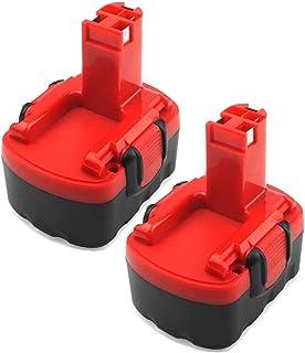 Sponsored Ad – Coolsoul Ni-MH 14.4V 3.0Ah Replacement Battery for Bosch BAT140 BAT159 BAT038 BAT040 BAT041 PSR 14.4 GST 1...