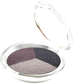Ageless Derma Mineral Makeup Baked Eyeshadow trio-Vegan Eye shadow (Smokey)