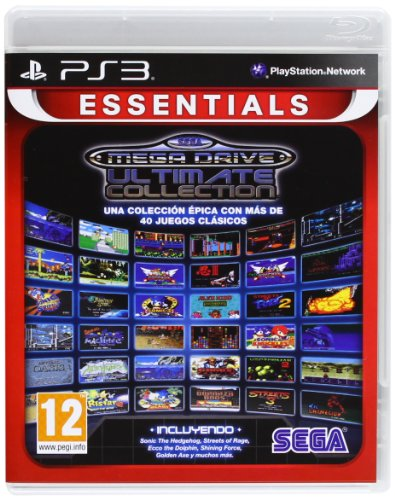 Sega Mega Drive - Ultimate Collection Essentials