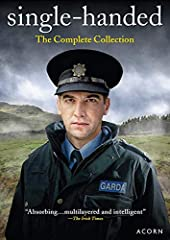 """SINGLE-HANDED: THE COMPLETE COLLECTION - A gritty drama set against a landscape of epic beauty and isolation, this acclaimed hit series is """"Hugely entertaining"""" (Glasgow Evening Times). ENGROSSING - Transferred to his hometown on Ireland's windswept ..."""