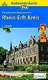 Radwanderkarte BVA Die schönsten Radtouren im Rhein-Erft-Kreis 1:50.000, reiß- und wetterfest, GPS-Tracks Download (Radwanderkarte 1:50.000)
