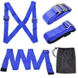 Lifting Moving Straps Carrying Belt Max Load 650 Pound Easy Carry Furniture, Appliances