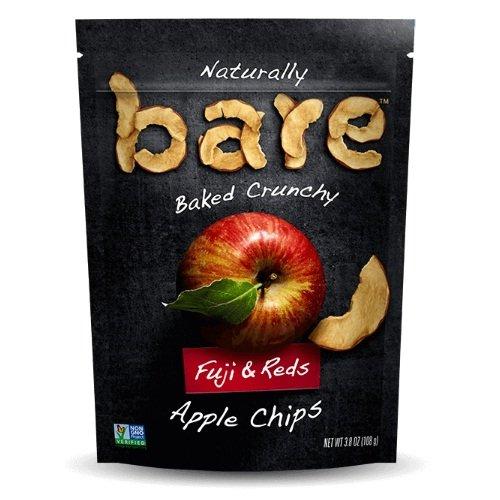 Bare Baked Crunchy Fuji & Reds Apple Chips - 3.4oz
