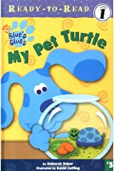 My Pet Turtle (BLUE'S CLUES READY-TO-READ) Paperback