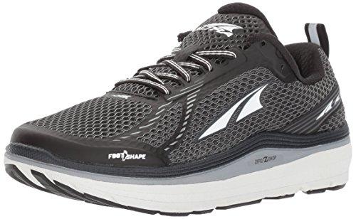 ALTRA Women's Paradigm 3 Running Shoe, Black, 7.5 B US