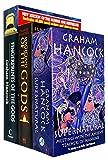 Graham Hancock Collection 3 Books Set (Supernatural, Magicians of the Gods, Fingerprints Of The Gods)