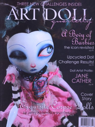 Art Doll Quarterly February March April 2010