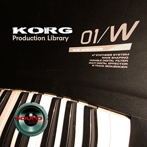 Review Of KORG 01/W THE very Best of - Large Original 24bit WAVE/KONTAKT Samples Library on DVD or d...