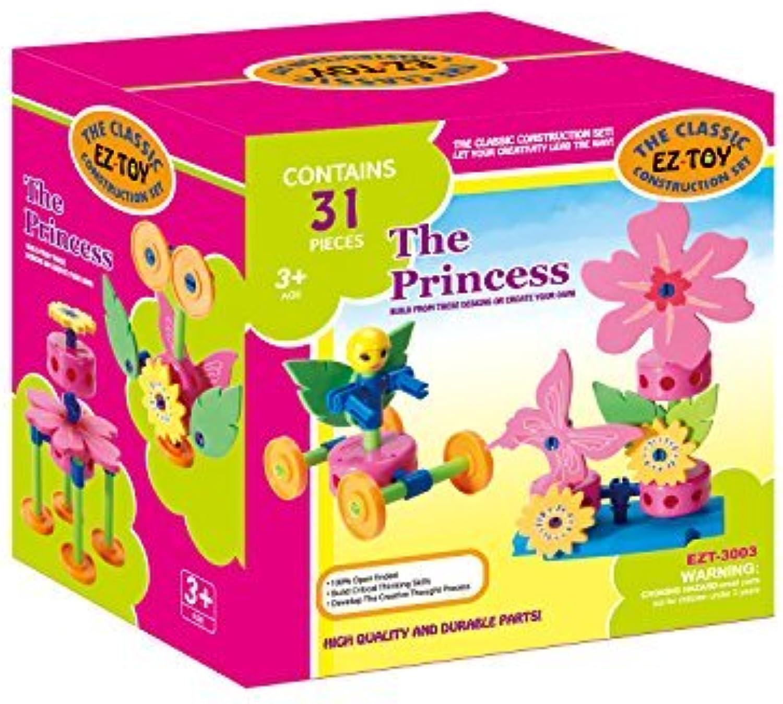 The Princess by EZToy by EZToy