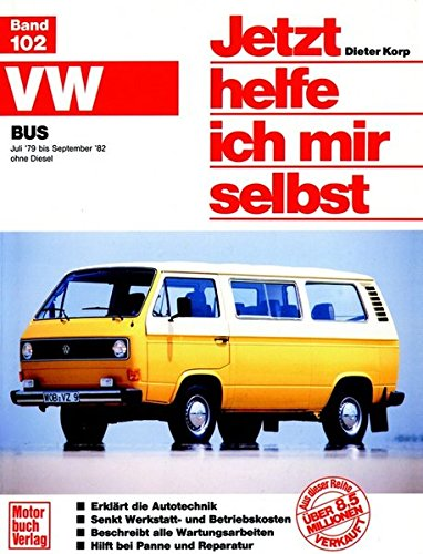 VW Bus/Transporter (79-82) (Juli 79 - September 82 Alle Modelle)