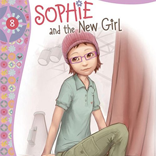 Sophie and the New Girl audiobook cover art