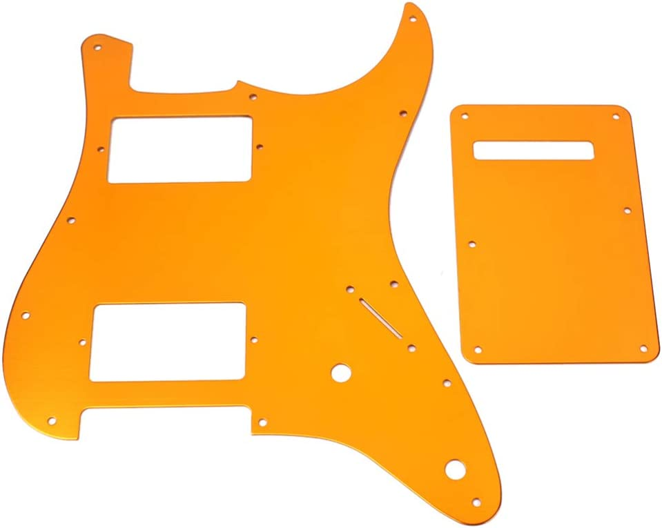 Healifty Guitar Pickguard Maple 5% OFF Scratch Wood Inexpensive Pickup Pl