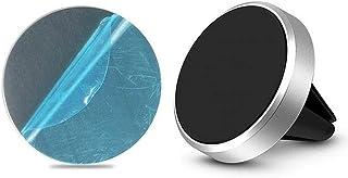 TRIHOLDER Magnetic Car Mount Phone Holder 360 Degree Rotation Stand Air Vent Magnetic Mount,Car Air Vent Phone Holder Comp...