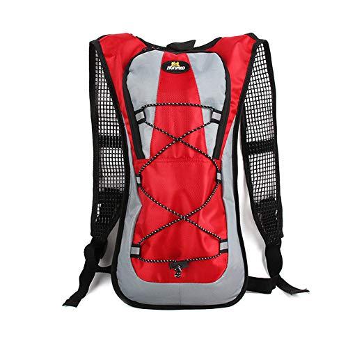 Doitsa - Mochila de bicicleta unisex, ultraligera, transpirable, impermeable, bolsa de esquí, ciclismo, viaje, montañismo, senderismo, camping, deporte, 5 l