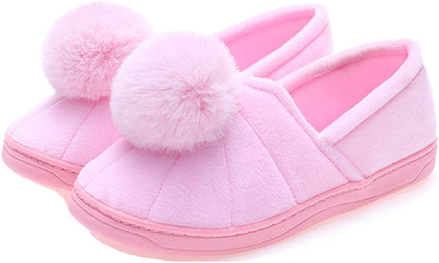Share Maison Women House Indoor Slippers Household Summer Anti-Slip shoes for Pregnant Edema Yoga shoes