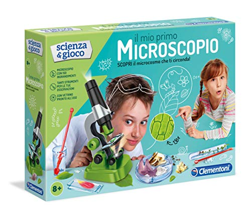 Clementoni CLEM12794 mein erstes Mikroskop
