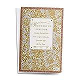 Dayspring Wonderful Saviour - 18 Premium Christmas Boxed Cards (10378)